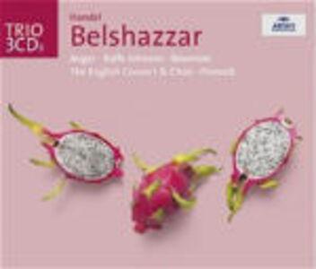 CD Belshazzar di Georg Friedrich Händel