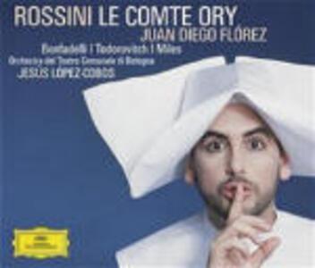 Le Comte Ory - CD Audio di Gioachino Rossini,Juan Diego Florez,Jesus Lopez-Cobos,Orchestra del Teatro Comunale di Bologna