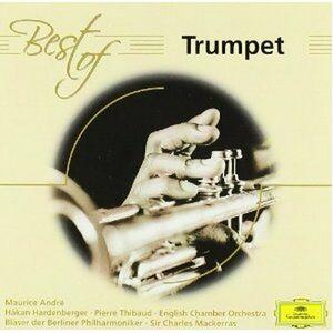 Foto Cover di Best of Trumpet, CD di  prodotto da Deutsche Grammophon