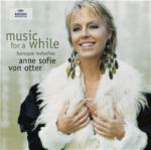 CD Music for a While: Baroque Melodies