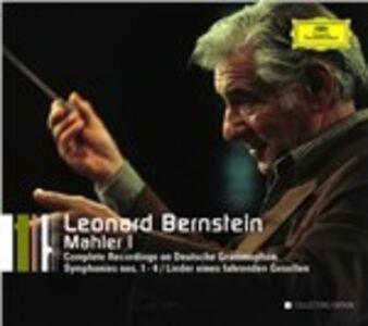 CD Mahler vol.1 di Gustav Mahler