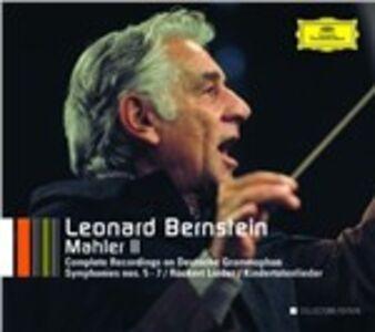 Foto Cover di Mahler vol.2, CD di AA.VV prodotto da Deutsche Grammophon
