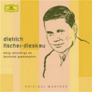 CD Early Recordings on Deutsche Grammophon