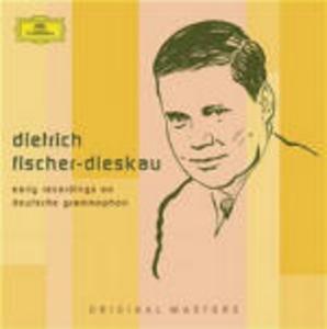 CD Early Recordings on Deutsche Grammophon