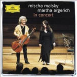 In Concert - CD Audio di Martha Argerich,Mischa Maisky
