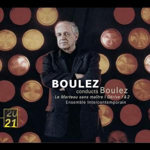 CD Le Marteau sans maitre di Pierre Boulez
