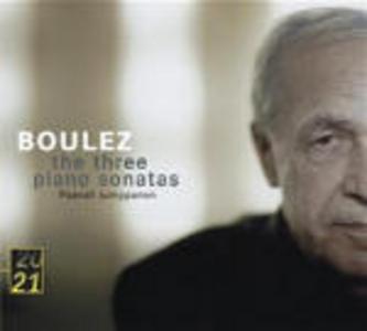 CD Sonate per pianoforte di Paavali Jumppanem