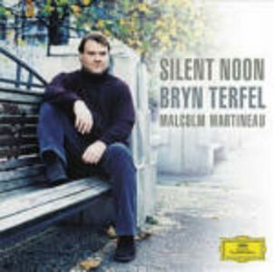CD Silent Noon: English Songs