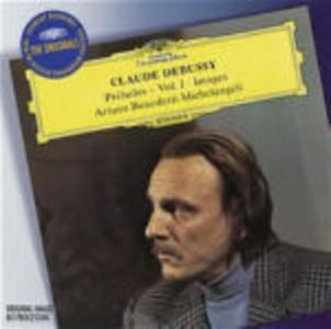 CD Preludi - Images di Claude Debussy