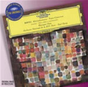 Concerti per pianoforte - Valses nobles et sentimentales - CD Audio di Maurice Ravel,Paul Paray,Monique Haas