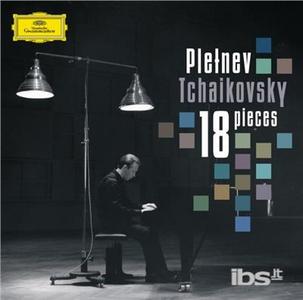 CD 18 Pezzi per pianoforte / Notturno n.20 Fryderyk Franciszek Chopin , Pyotr Il'yich Tchaikovsky