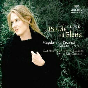 CD Paride ed Elena di Christoph Willibald Gluck