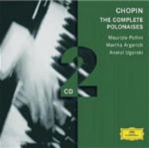 CD Polacche complete di Fryderyk Franciszek Chopin