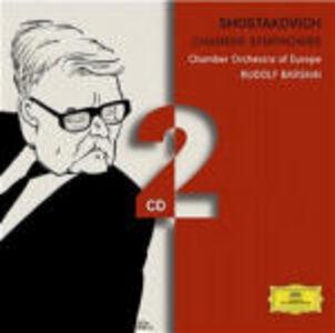 CD Sinfonie da camera di Dmitri Shostakovich