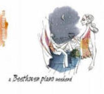 Foto Cover di A Beethoven Piano Weekend. Sonate per pianoforte n.14, n.23 - Pezzi per pianoforte, CD di Ludwig van Beethoven,Wilhelm Kempff, prodotto da Deutsche Grammophon