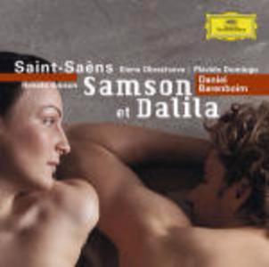 CD Sansone e Dalila (Samson et Dalila) di Camille Saint-Saëns