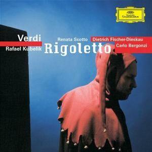 CD Rigoletto di Giuseppe Verdi