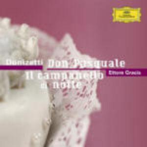 CD Don Pasquale - Il campanello di notte di Gaetano Donizetti
