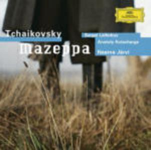 CD Mazeppa di Pyotr Il'yich Tchaikovsky