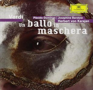 CD Un ballo in maschera di Giuseppe Verdi