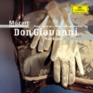 CD Don Giovanni di Wolfgang Amadeus Mozart