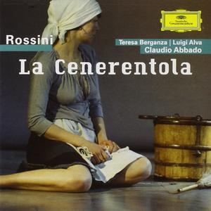 CD La Cenerentola di Gioachino Rossini