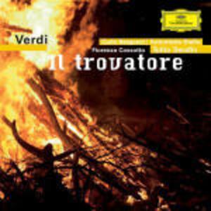 Il Trovatore - CD Audio di Giuseppe Verdi,Tullio Serafin,Fiorenza Cossotto,Carlo Bronzi,Antonietta Stella,Orchestra del Teatro alla Scala di Milano