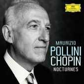 CD Notturni Fryderyk Franciszek Chopin Maurizio Pollini