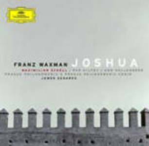 CD Joshua di Franz Waxman