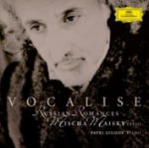 CD Vocalise