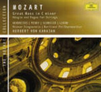 CD Messa in Do minore di Wolfgang Amadeus Mozart