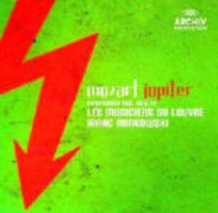CD Jupiter. Sinfonie n.40, n.41 di Wolfgang Amadeus Mozart