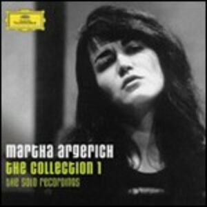 CD The Collection vol.1: The Solo Piano Recordings