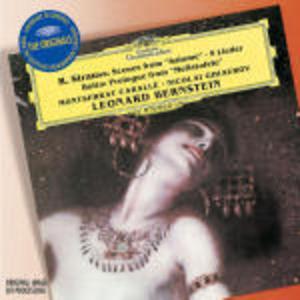 CD Scene da Salomé - 5 Lieder / Prologo da Mefistofele Richard Strauss , Arrigo Boito