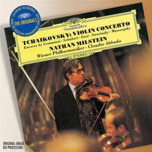 CD Concerto per violino di Pyotr Il'yich Tchaikovsky