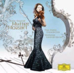 CD The Mozart Project. Concerti per violino - Sinfonia concertante di Wolfgang Amadeus Mozart