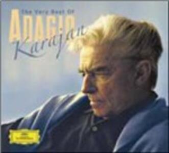 The Very Best of Adagio Karajan - CD Audio di Herbert Von Karajan,Berliner Philharmoniker