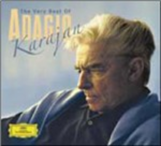 CD The Very Best of Adagio Karajan