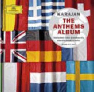 CD The Anthems Album