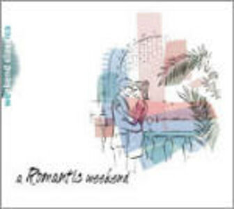 CD A Romantic Weekend Camille Saint-Saëns , Giuseppe Verdi , Samuel Barber