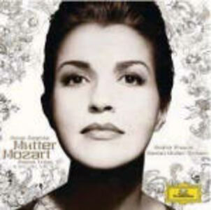 Foto Cover di The Mozart Project. Trii K548, K542, K502, CD di AA.VV prodotto da Deutsche Grammophon