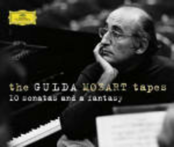 CD The Gulda Mozart Tapes. Sonate K279-284, K311, K330, K332, K333 - Fantasia K545 di Wolfgang Amadeus Mozart