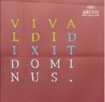 Dixit Dominus / Laetus Sum - Nisi Dominus - Lauda Jerusalem