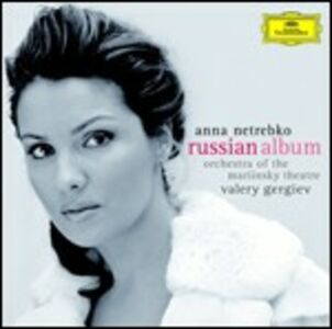 Foto Cover di Russian Album, CD di AA.VV prodotto da Deutsche Grammophon