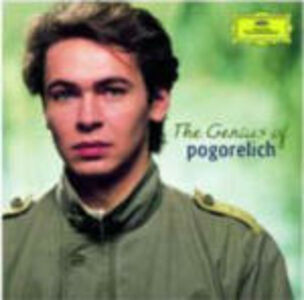 CD The Genius of Pogorelich