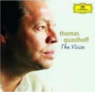 The Voice - CD Audio di Thomas Quasthoff