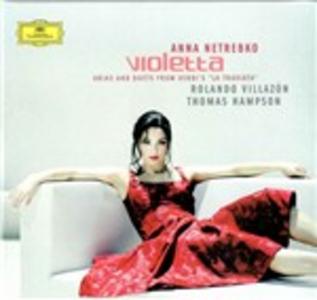 Vinile Violetta. Arie e duetti dalla Traviata Giuseppe Verdi