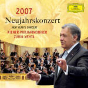 CD Concerto di Capodanno 2007
