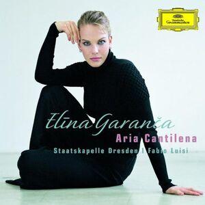Foto Cover di Aria Cantilena, CD di AA.VV prodotto da Deutsche Grammophon