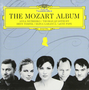 CD Mozart! di Wolfgang Amadeus Mozart